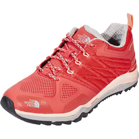 The North Face Ultra Fastpack II GTX Calzado Mujer, cayenne red/tropical peach